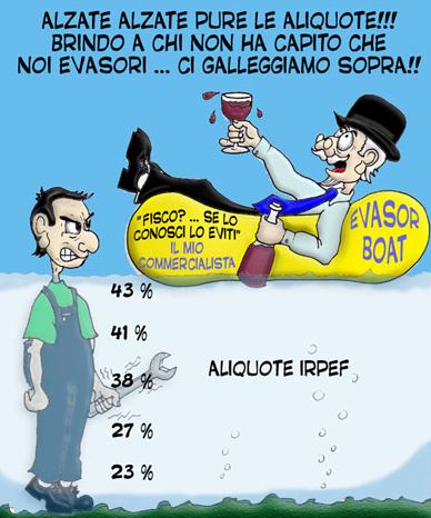 Autonomi e Partite IVA. Evasori oppure spina dorsale dell'Italia?