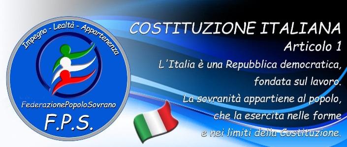 Federazione Popolo Sovrano CF.92080930131